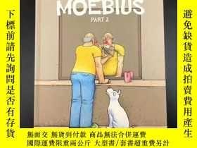 二手書博民逛書店Moebius罕見Library: Inside Moebius Part 2 莫比斯漫畫 畫集Y320341