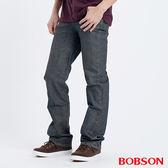 BOBSON 男款低腰直筒褲(1691-53)