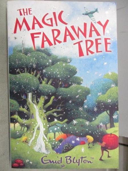 【書寶二手書T8/原文小說_MOA】The Magic Faraway Tree_Jan McCafferry