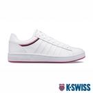 K-SWISS Court Winston 時尚運動鞋-女-白/桃紅