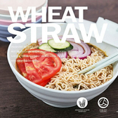 ✭慢思行✭【S61】環保小麥防燙碗(中) 湯碗 甜湯 米飯 泡麵 微波 耐熱 隔熱 湯麵 餐具 兒童