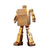 BANDAI 超合金魂 GX-32R 黃金戰士 24K金電鍍加工_BD23940