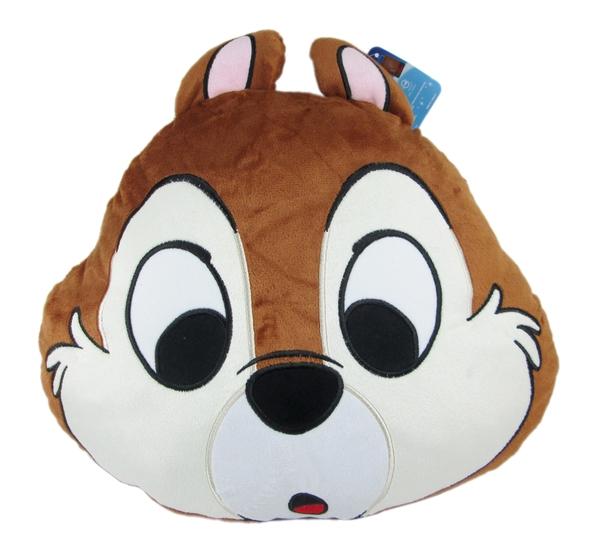 【卡漫城】 奇奇 小抱枕 頭形 ㊣版 午休枕 午安枕 Chip n Dale 奇奇蒂蒂 迪士尼 花栗鼠