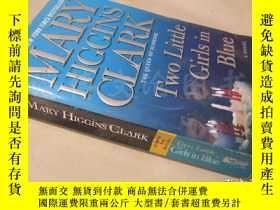 二手書博民逛書店Two罕見Little Girls in Blue【36開 英文原版】(兩個穿藍色衣服的小女孩)Y16472