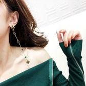 百搭耳飾個性復古吊墜歐美夸張長款氣質韓版耳環女 JA625 『美鞋公社』