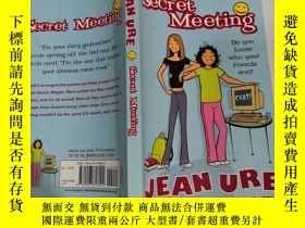 二手書博民逛書店secret罕見meeting 秘密會議Y200392