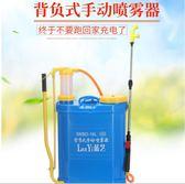 農用噴霧機手動手壓式氣壓非電動手搖背負式噴霧器噴壺打曬水機 PA8115『男人範』