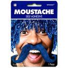 鬍子1入-寶石藍...