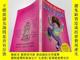 二手書博民逛書店horrid罕見henry s joke book: 可怕的亨利的笑話書Y212829 不祥 不祥