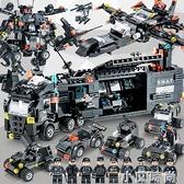 兼容樂高積木拼裝玩具益智男孩子6歲兒童智力8多功能動腦模型拼圖 NMS小艾新品