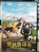 挖寶二手片-B54-正版DVD-動畫【黑貓魯道夫】-國日語發音(直購價)