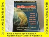 二手書博民逛書店英文原版書罕見Mathematics for the International Student Y8204