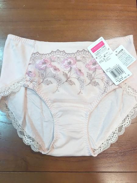 【京之物語】日本帶回KIREILABO米白花朵舒適女性三角內褲