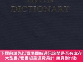 二手書博民逛書店Oxford罕見Latin DictionaryY464532 P. G. W. Glare Oxford U