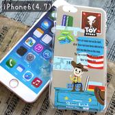 尼德斯Nydus 加藤真治Shinzi Katoh 迪士尼聯名硬殼手機殼4 7 吋iPhone6 玩具總動員