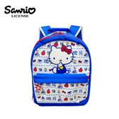 【正版授權】凱蒂貓 ICON系列 雙層 兒童背包 背包 後背包 書包 Hello Kitty 三麗鷗 Sanrio - 448342