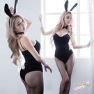 兔女郎 性感黑色連身兔女郎裝 角色扮演制...