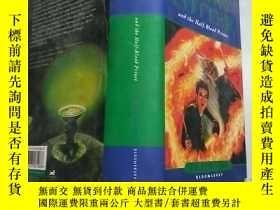 二手書博民逛書店Harry罕見Potter and the Half-Blood