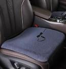 汽車坐墊 冬季加熱短毛絨羊毛車載座墊墊子單片通用電熱座椅TW【快速出貨八折鉅惠】