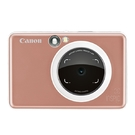【搭ZINK™相片紙十盒】CANON iNSPiC【S】ZV-123A 玫瑰金 可連手機拍可印相機