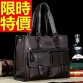 真皮旅行袋-多用途可肩背出國萬用男手提包1色59c6【巴黎精品】