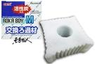 GEX 日本五味【三重水中過濾器(替換濾棉) M型(1入)】過濾棉 魚事職人
