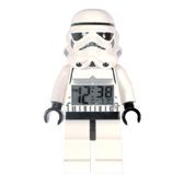 免運費【 樂高積木 LEGO 】樂高鬧鐘 - 星際大戰 沙漠白兵-Stormtrooper╭★JOYBUS玩具百貨