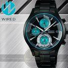 WIRED日本原創創新時代型男計時腕錶V...