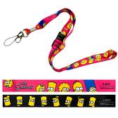 【日本正版】辛普森家庭 手機頸掛繩 手機掛繩 證件套掛繩 The Simpsons 111879 111886