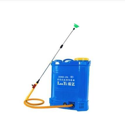 打藥機背負式高壓消毒農藥噴壺新式噴灑噴霧器農用鋰電池 1995生活雜貨