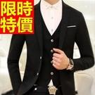 西裝外套品味超人氣-質感約會必備率性潮流男西服(單件外套)4色59t7【巴黎精品】