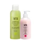 【買洗送潤】義大利原裝 WTB昂賽芙 洗髮液1000mlx1+潤髮乳500mlx1