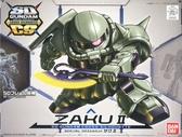 鋼彈模型 SD CS zaku II 薩克2 骨架 0079初代鋼彈 一年戰爭 TOYeGO 玩具e哥