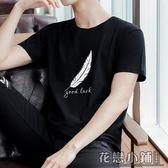 短袖男.短T恤韓版修身潮流夏裝丅體恤半袖半截袖打底衫