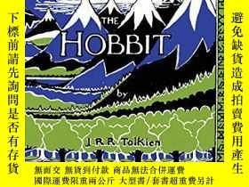 二手書博民逛書店The罕見Hobbit Facsimile First Edit