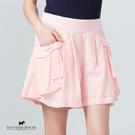 兩側蝴蝶結造型口袋褲裙【AE2252】