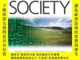 二手書博民逛書店The罕見Dream SocietyY256260 Jensen, Rolf Mcgraw-hill Trad