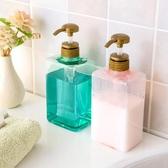 創意沐浴露洗發水分裝瓶按壓瓶乳液瓶