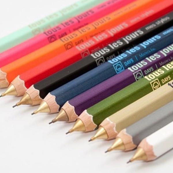 日本 Mark's lnc Days 系列自動鉛筆