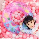 夏日水果 紅鶴 70cm 可愛兒童泳圈 小朋友 救生圈 充氣 游泳圈 泳圈 水上用品