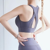 運動內衣女跑步排扣可調節美背健身高強度瑜伽文胸 KV7290 『小美日記』
