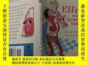 二手書博民逛書店ellie罕見and granny mac: 埃莉和麥克奶奶Y200392