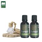【綠森林】芬多精精油30ml兩瓶組 贈擴香木頭組