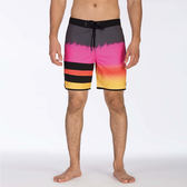 Hurley M PHNTM BP FEVER ANTHRACITE 海灘褲-PHANTOM