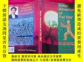 二手書博民逛書店lnner罕見Structure of Tai Chi12849