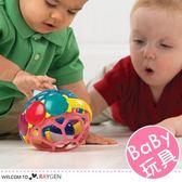 寶寶愛因斯坦叮咚柔韌手抓球 益智玩具