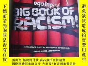 二手書博民逛書店Ego罕見Trips Big Book of Racism 英文