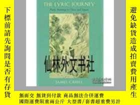 二手書博民逛書店【罕見】2002年 The Lyric Journey: Poe