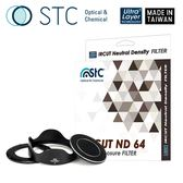 【STC】轉接環快拆遮光罩組 for SONY RX100 M1~M5相機〈ND64 套組〉