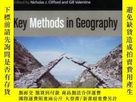 二手書博民逛書店Key罕見Methods In Geography-地理學的關鍵方法Y436638 Nicholas Clif